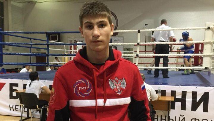 Тульский боксёр вышел в полуфинал первенства Вооружённых cил