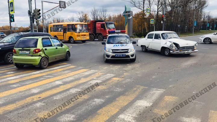 Автоледи, перевозившая ребёнка без кресла, попала в ДТП