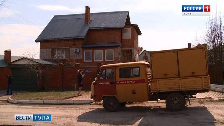 Должники в Тульской области были до последнего уверены, что у них не отключат газ