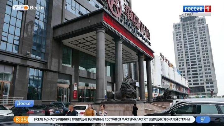 Тульская делегация отправилась в Китай с деловым визитом