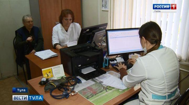 Тульский минздрав направил на учёбу более 200 будущих врачей