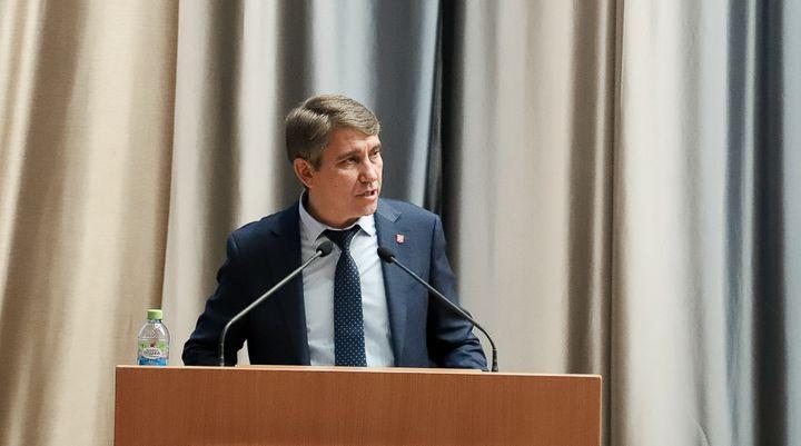 Главой администрации Тулы стал Дмитрий Миляев