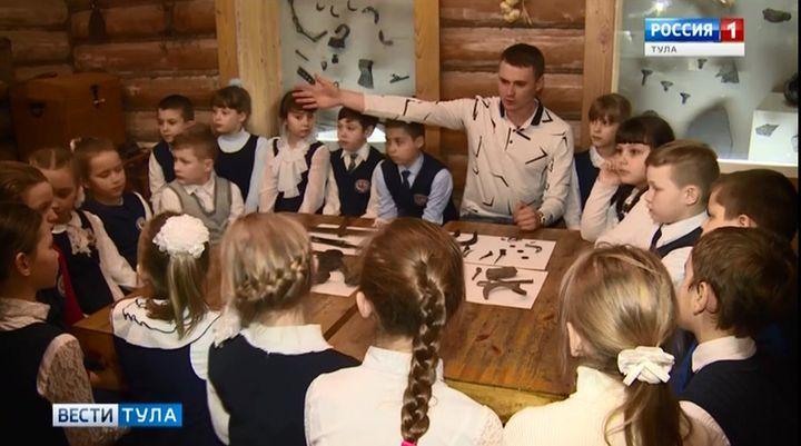Тульские музейщики раскрыли коллегам секрет, как заинтересовать юных посетителей