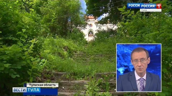 Тульская усадьба признана одной из самых привлекательных «заброшек» России