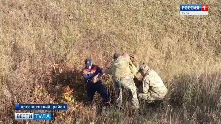 В Арсеньевском районе поисковики нашли 220 бойцов Красной армии