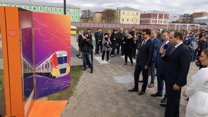 «Ростелеком» помог открыть онлайн-дверь между Тулой и Москвой