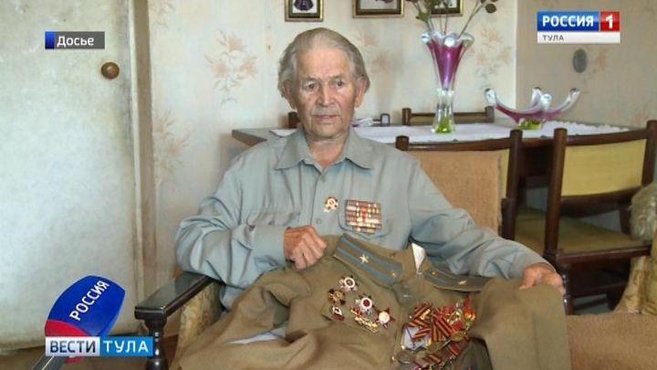 Умер ветеран войны и почетный гражданин Тулы Евгений Шалашников