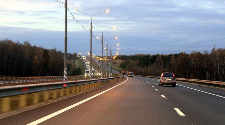 В Тульской области отремонтировали 15 километров федеральной трассы М-2 «Крым»