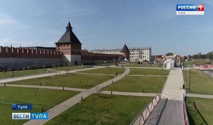 В Москве открылась цифровая дверь в оружейную столицу
