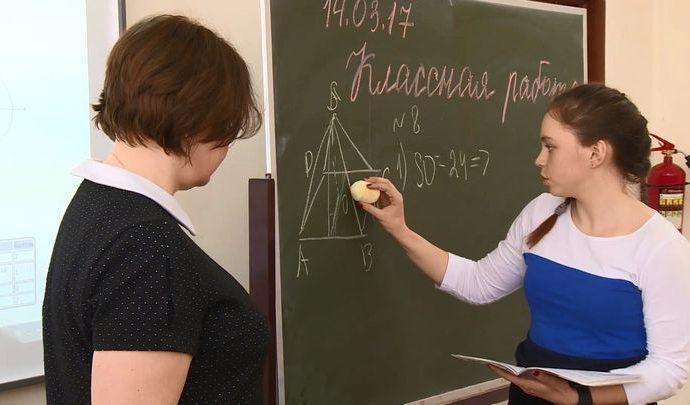 Специальный репортаж: Учителя