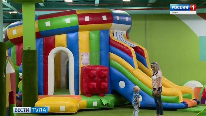 В детских игровых комнатах хотят ввести паспортный контроль