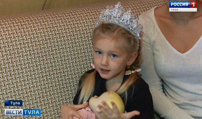 Little Miss Russia: люблю сажать с бабушкой картошку