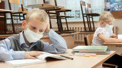 В тульской школе дети заболели инфекционной пневмонией