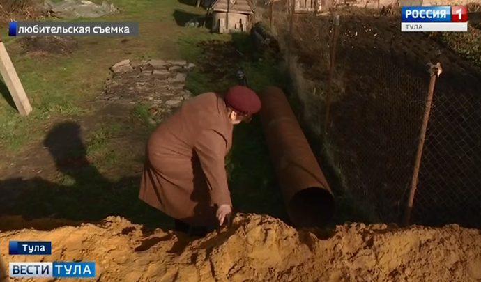 Жителям Волынцева ежедневно приходится идти на штурм