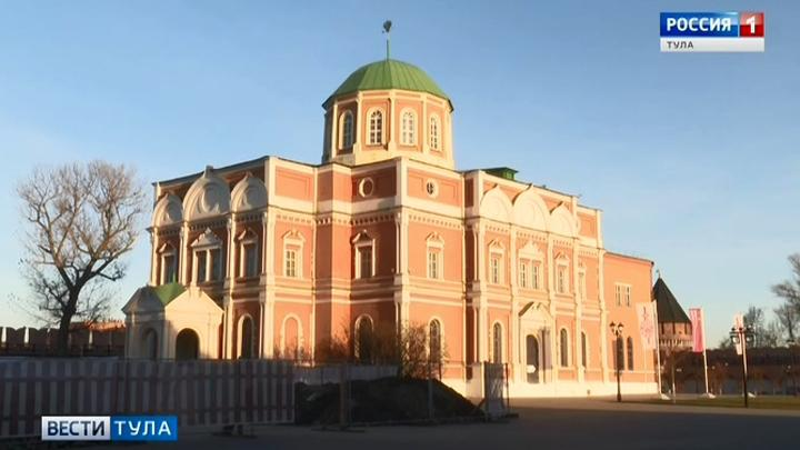В Туле отреставрируют Богоявленский собор