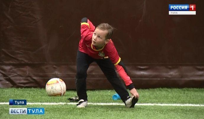Юный воспитанник «Арсенала» готов к «Вратариаде»