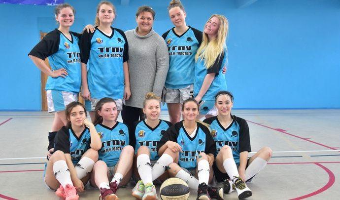 Баскетболистки тульской «Кобры» одержали три победы в Белгороде