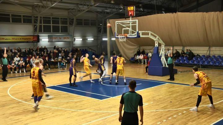 Баскетболисты «Арсенала» обыграли серебряного призёра чемпионата Армении