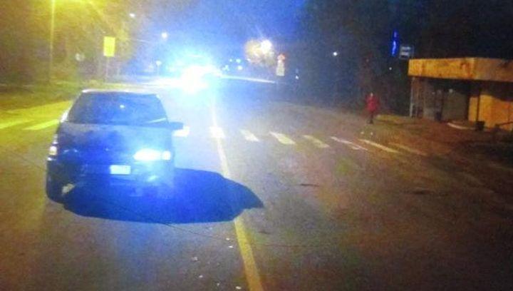 В Туле водитель «Лады» сбил двух пешеходов на переходе