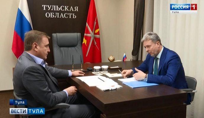 Алексей Дюмин: Каждый бюджетный рубль должен расходоваться по назначению