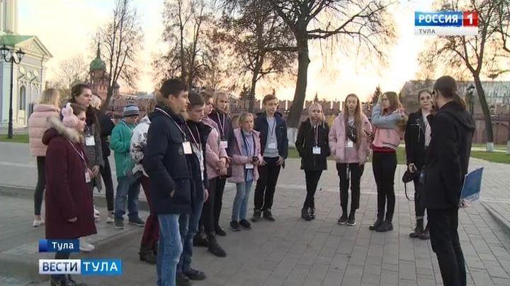 Экскурсии в тульском Кремле будут вести мультимедийные гиды