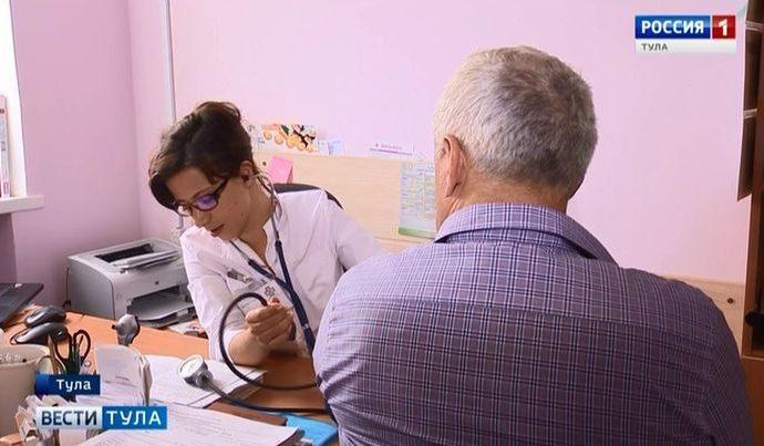 Как в Тульской области перестроить работу первичного звена здравоохранения?
