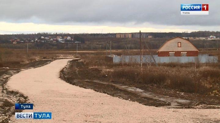 Многодетные семьи, получившие участки в Туле, мечтают о воде и газе