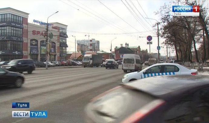 В Туле появится дублер проспекта Ленина