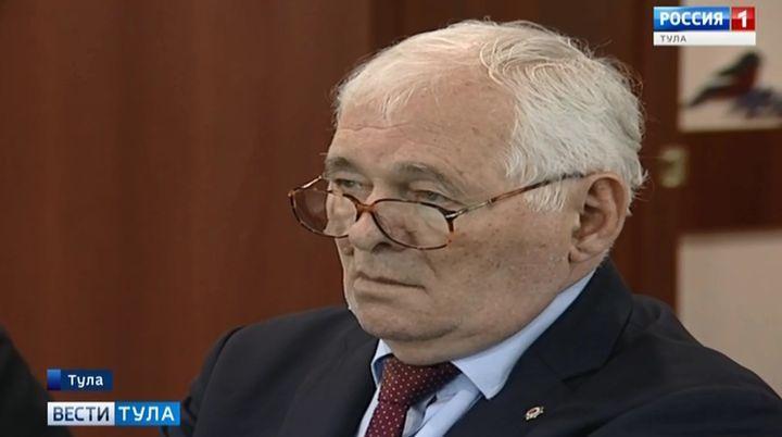 Леонид Рошаль провёл в Туле заседание по нацпроекту «Здравоохранение»