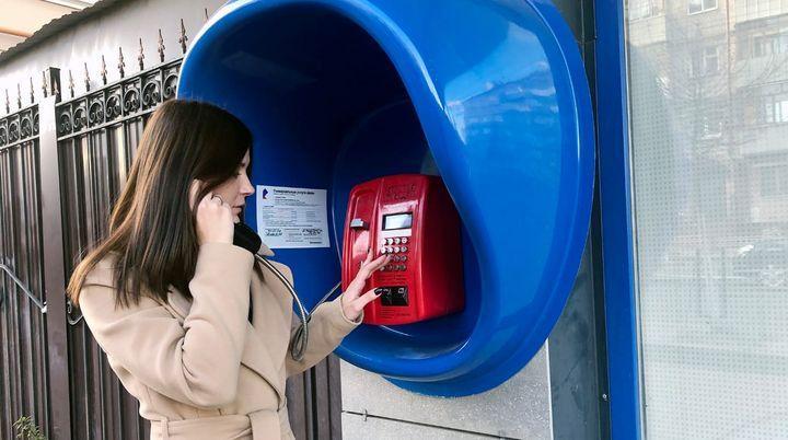 Туляки теперь могут бесплатно звонить по России с таксофонов «Ростелекома»