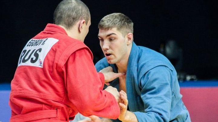 Тульский самбист стал серебряным призёром Кубка России