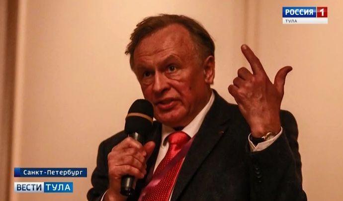 Тульский реконструктор рассказал о профессоре СПбГУ Олеге Соколове