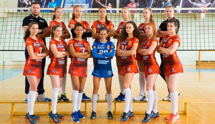 Волейболистки «Тулицы-2» обыграли пензенский клуб «Университет-Визит»