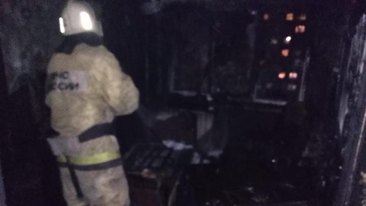 В Алексине с термическими ожогами госпитализировали мужчину