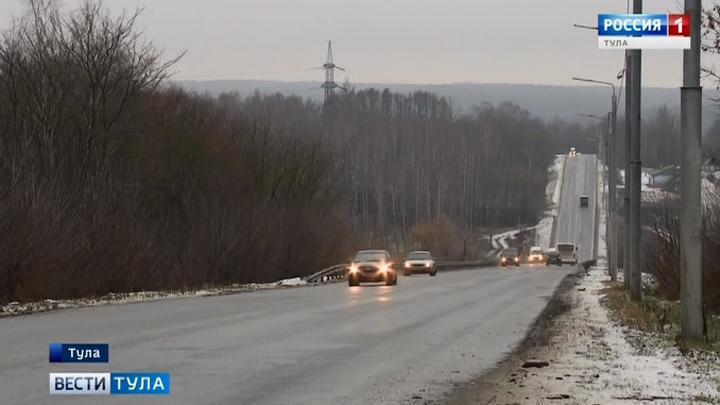 На  Щекинском шоссе в Туле открыли движение