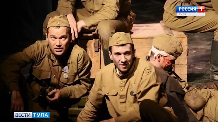 Туляки увидят спектакль о контрнаступлении советских войск под Москвой