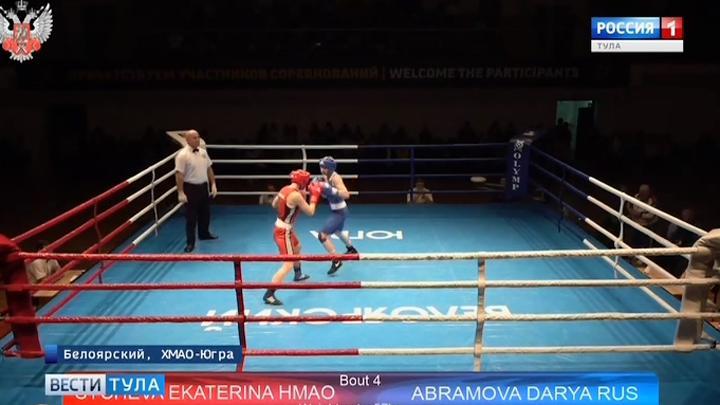 Тулячка стала победительницей Кубка мира по боксу