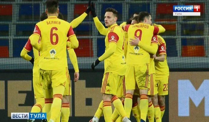 «Арсенал» поднялся на седьмую строчку после победы над «ЦСКА»