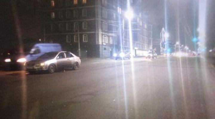 В Туле на улице Болдина был сбит пожилой пешеход
