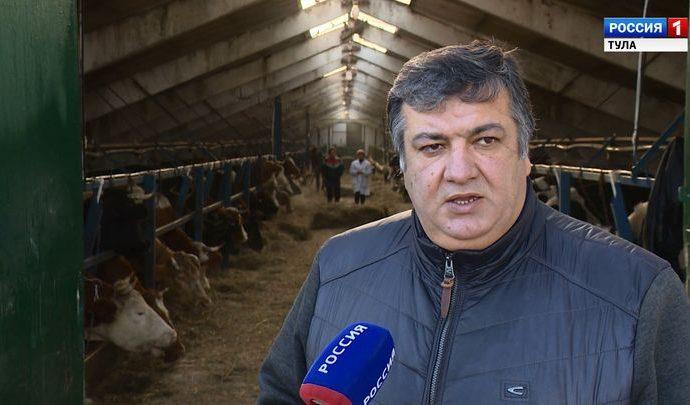 Пробизнес: Фермер Бинямин Джамалов