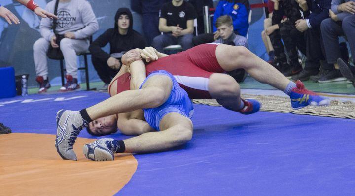 Тула примет всероссийские соревнования по греко-римской борьбе
