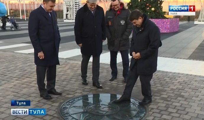 Помощник президента Игорь Левитин был поражён увиденным в Туле
