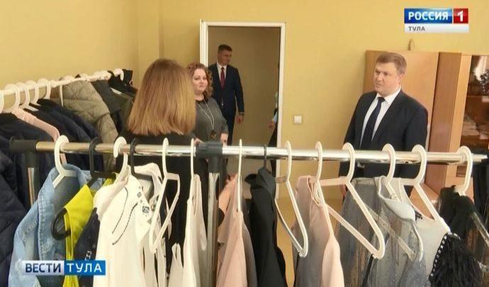 Тульских предпринимателей поддержат рублём