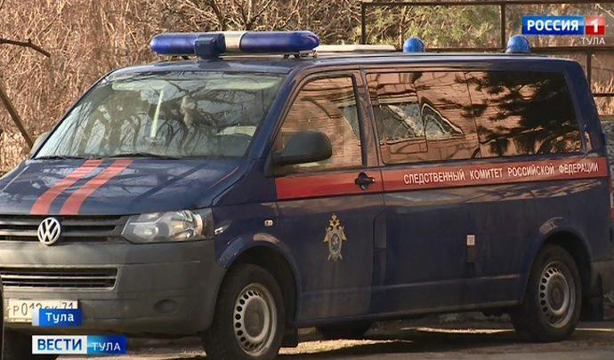 Житель Богородицка подозревается в убийстве знакомого