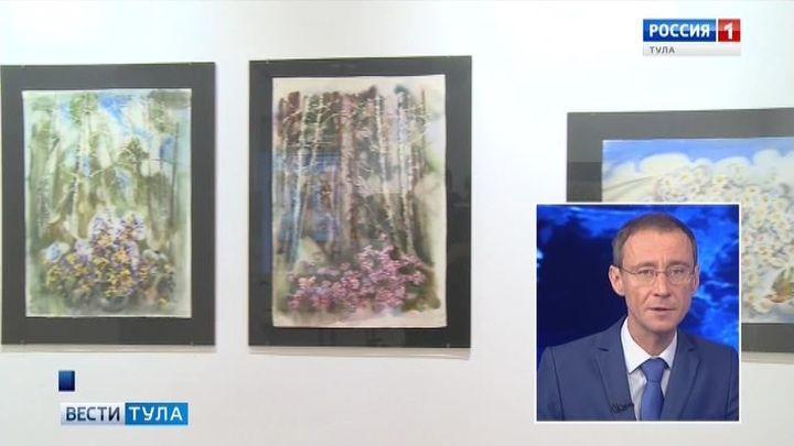 В Доме Крафта в Туле открылась художественная выставка «Тридевятая реальность»