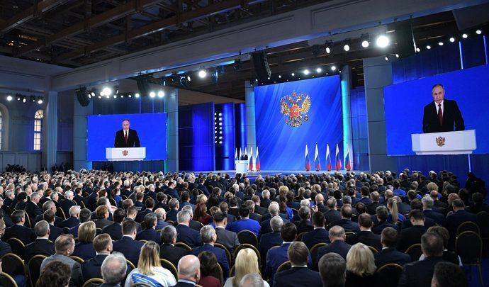Алексей Дюмин прокомментировал послание президента России