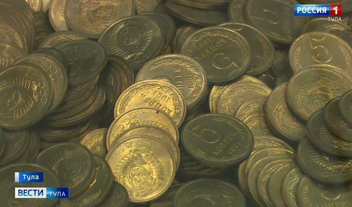 Туляки могут проникнуть в денежное хранилище банка