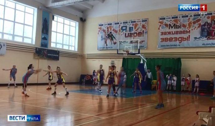 Баскетболистки «Арсенала» поделили очки с клубом «ОрёлГУ»