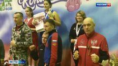 Тульские боксёрши завоевали пять медалей в Тверской области