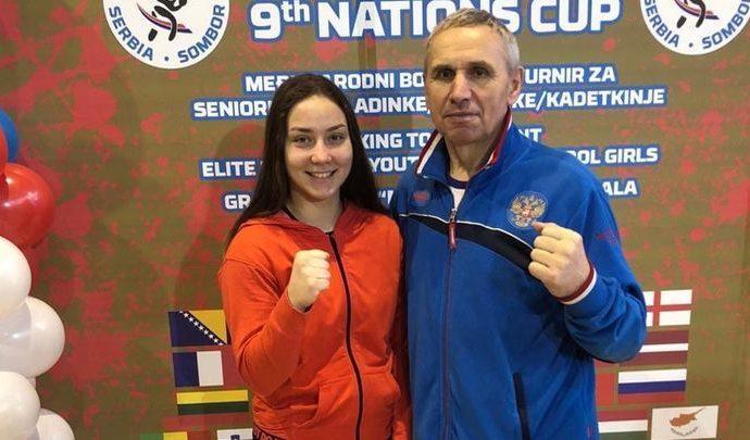 Тульская боксёрша привезла «бронзу» из Сербии